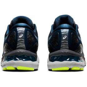 asics Gel-Nimbus 23 Shoes Men, carrier grey/digital aqua